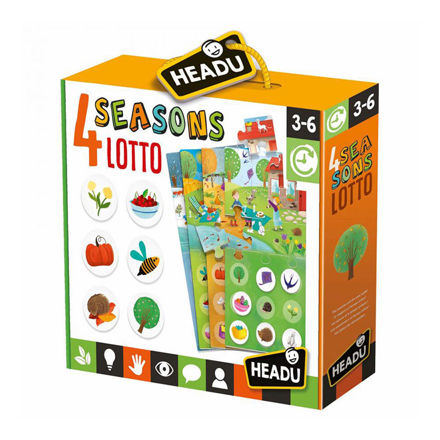 Imagem de 4 Seasons Lotto