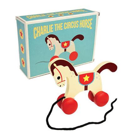 Imagem de Brinquedo de Puxar - Cavalo