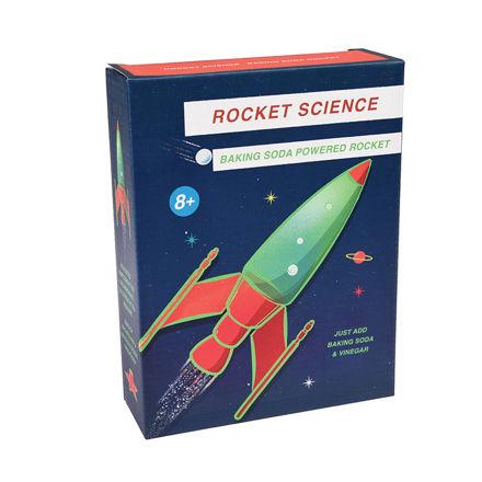 """Imagem de Cria o teu Foguete Espacial """"Space age"""""""