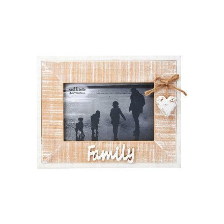 """Imagem de Moldura """"Family"""""""