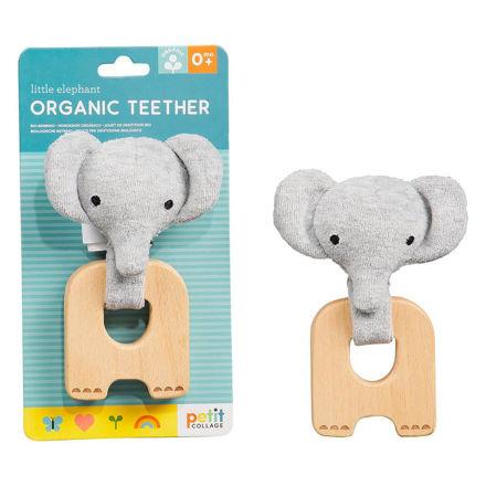 Imagem de Mordedor Orgânico - Elefante