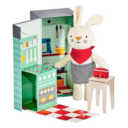 Imagem de O Coelho Rubie na Cozinha