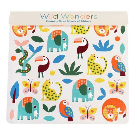 Imagem de Autocolantes - Wild Wonders