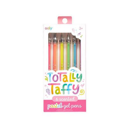 """Imagem de Conj. 6 canetas de gel """"Totally Taffy"""""""